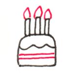 誕生日 アイコン