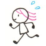 ジョギング アイコン