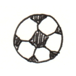 サッカー アイコン