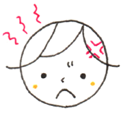 怒り 表情