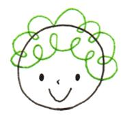 髪形のバリエーション2
