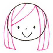 髪形のバリエーション6