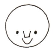 鼻のバリエーション4